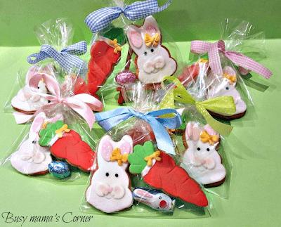 Easter Giveaway vol2 sugarpaste cookies