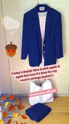 Mama's Outfit of the day