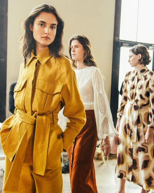 Massimo Dutti - SS18 Catwalk - SEE NOW BUY NOW /Busy mama's Corner