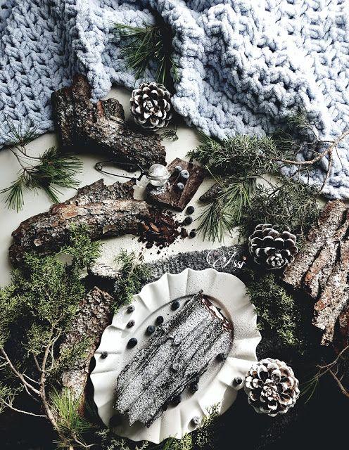 Ένα υπέροχο γλυκό σας κερνάμε σήμερα η Ασημίνα κι εγώ! Κορμός Χριστουγέννων για το γιορτινό τραπέζι σας!!!