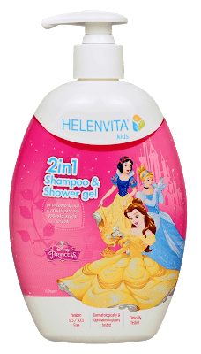 Η νέα σειρά Helenvita Kids έρχεται να μετατρέψει το μπάνιο του παιδιού σας σε μια εμπειρία χαράς, χαλάρωσης και παιχνιδιού χάρη στις μοναδικές συσκευασίες εμπνευσμένες από τους αγαπημένους ήρωες της Disney®, ενώ ταυτόχρονα φροντίζει φυσικά την ευαίσθητη παιδική επιδερμίδα
