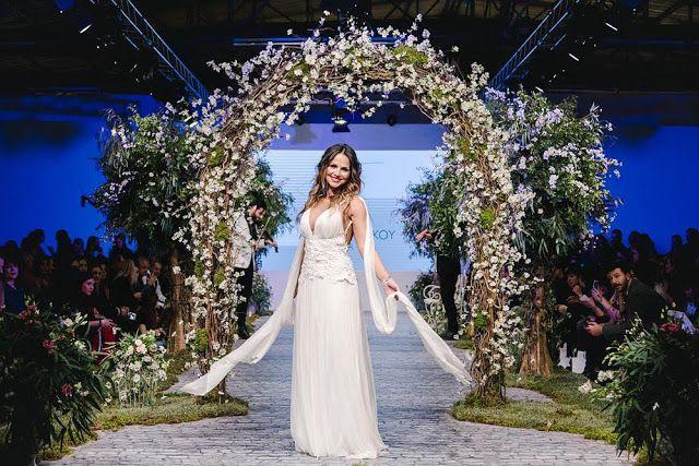 Yes I Do Catwalk by ghd: Το απόλυτο bridal catwalk είναι και φέτος εδώ για τέταρτη χρονιά να μας μαγέψει, να μας συγκινήσει, να μας ταξιδέψει, να μας εμπνεύσει αλλά και να μας προϊδεάσει για τις τάσεις που θα κυριαρχήσουν στους φετινούς γάμους.