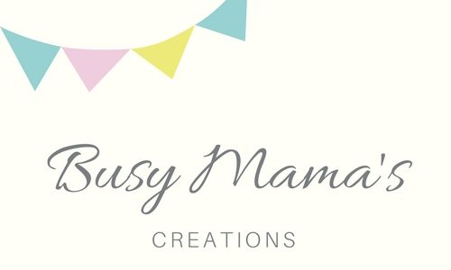 Busy Mama's Creations Logo