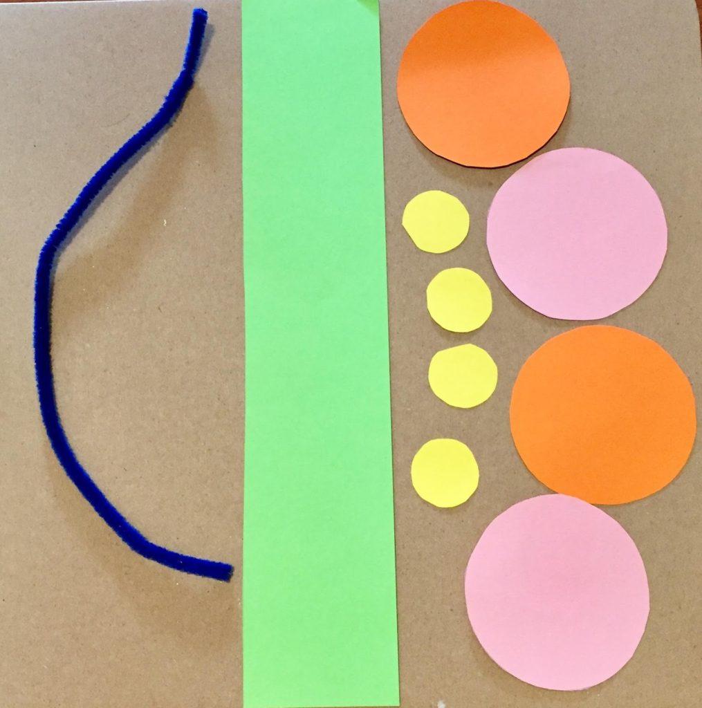 Πως να φτιάξετε μαγιάτικο στεφανάκι από χαρτί με τα παιδιά