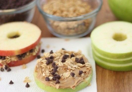 4+1 εύκολες συνταγές για σχολικά σνακ που θα λατρέψουν τα παιδιά