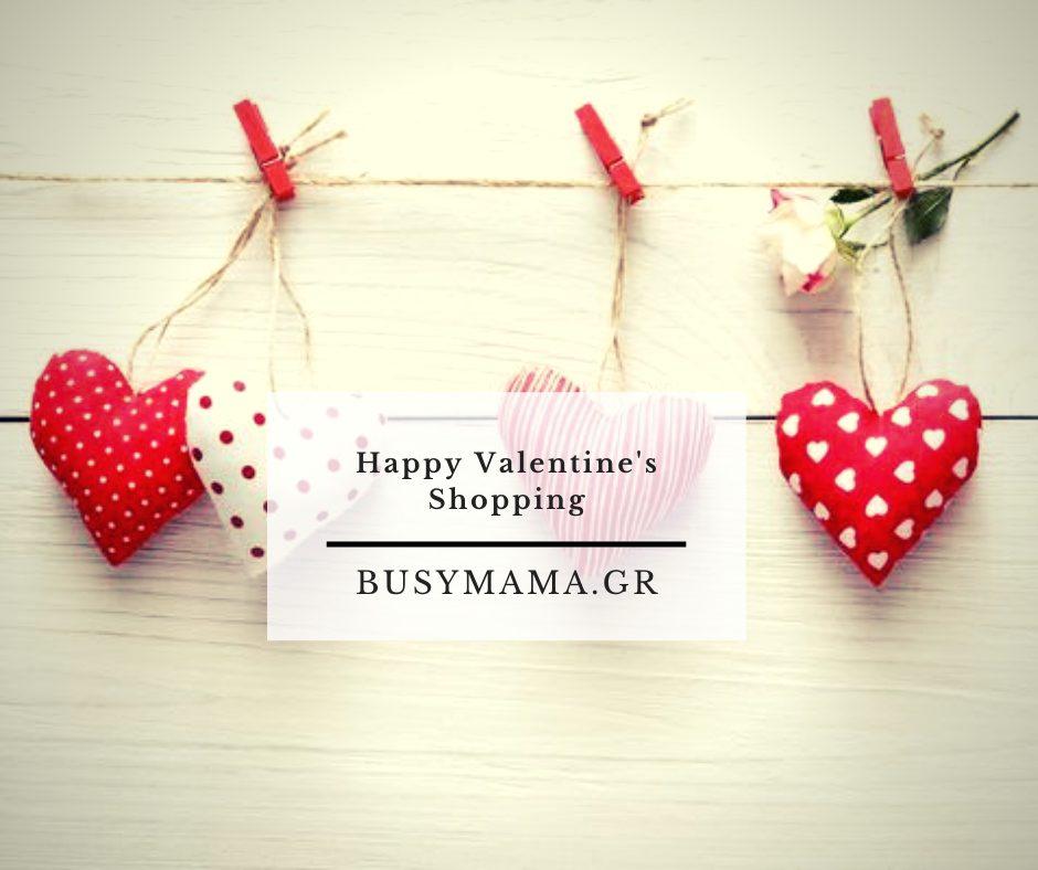 Happy Valentine's Shopping