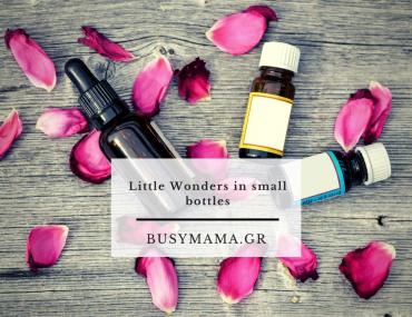 Little Wonders in small bottles